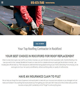 Rockford Roofing