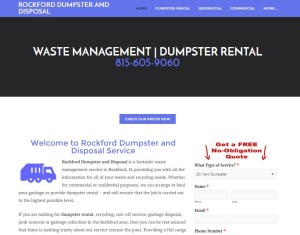 Rockford Dumpster and Disposal